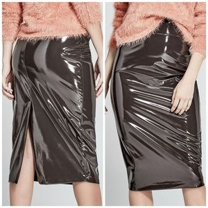 NEW GUESS BY MARCIANO Daria Pencil Skirt SZ XS